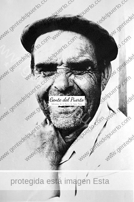 3.875. Romualdo Peña Montes, 'el Aguador'. Portuenses ilustres de la calle. (VI)