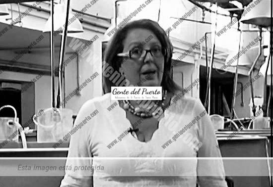 3.847. Victoria Anguis Climent. Bióloga en el el IFAPA 'El Toruño'. Cultivos marinos y recursos pesqueros