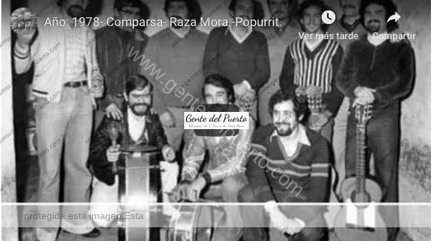 3.902. Raza Mora. Primer Premio provincial y el mayor éxito de Producciones Izquierdo. 1978