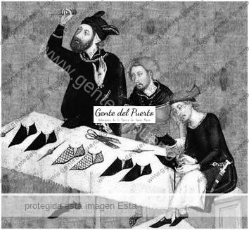 3.906. La Ermita de Santa Lucía. Patrona de los zapateros portuenses
