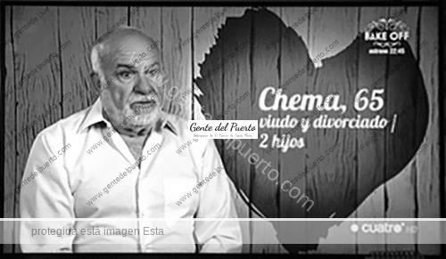 3.913. José María Ezquerro. Buscando el amor en el programa 'First Dates' en Cuatro TV