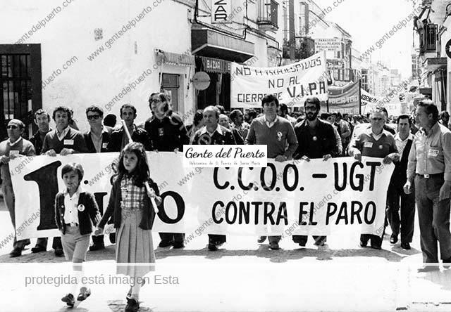 3.963. Elías Py Rodríguez. El sindicalista recuerda las celebraciones de 1º de Mayo