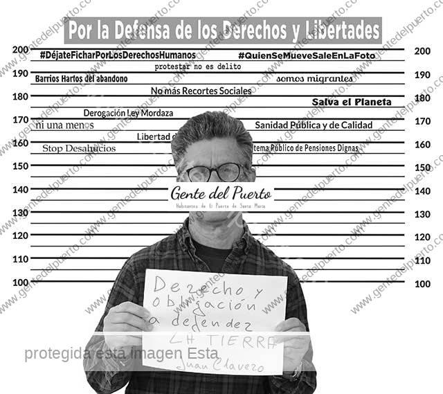 3.952. Juan Clavero Salvador. La represión del movimiento ecologista