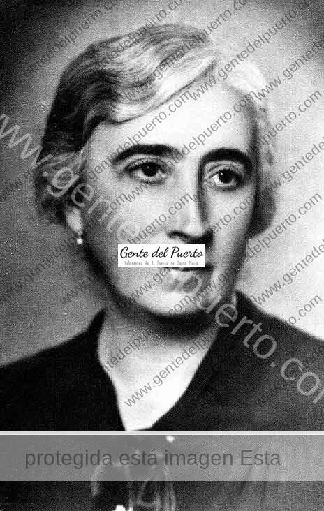 3.960. María Febrés Morante. Una mujer adelantada a su tiempo