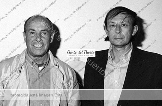 3.979. Diego Ruiz Mata y Cesar Manrique. El día inolvidable en el que visitaron la Cueva Cantera de San Cristóbal