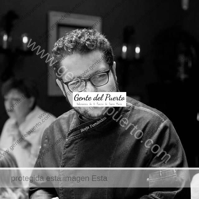 3.969. Borja Fernández Serrano. El chef celebra el 30 Aniversario de la Bodeguilla del Bar Jamón