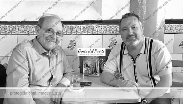 3.982. Emilio Gutiérrez Caba y Juan García Larrondo. De paseo por El Puerto