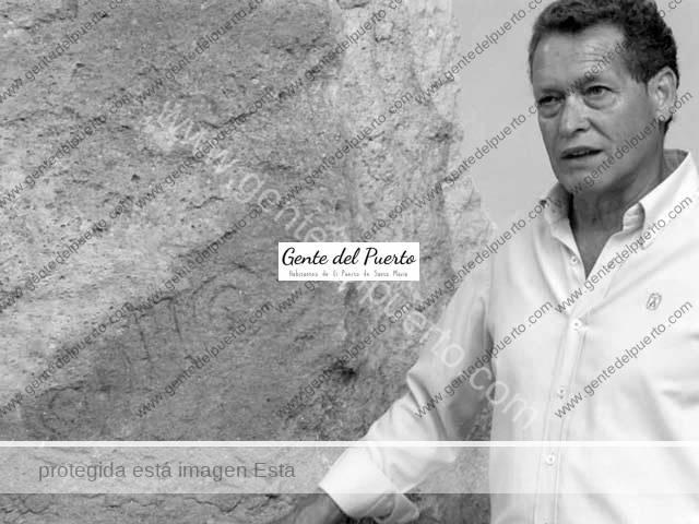 3.988. Juan José López Amador. Coordinador del libro 'Paleontología en El Manantial. La bahía de Cádiz hace millones de años'