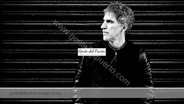 3.983. Mikel Erentxun. Nuevo disco grabado en El Puerto: 'El último vuelo del hombre bala'