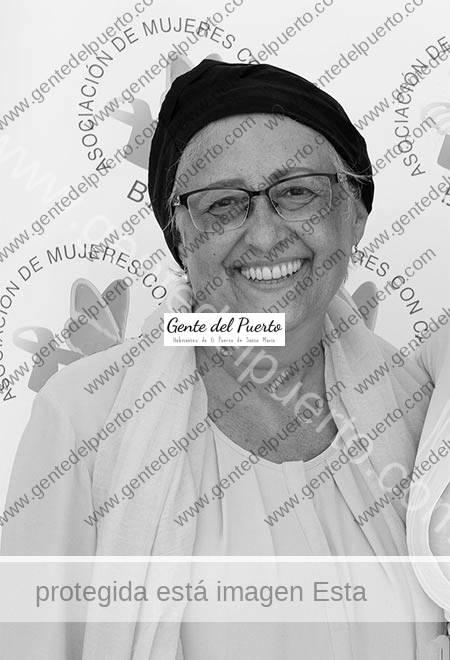 3.965. Nila Flores Cebrián. Presidenta de las Mujeres con Cáncer. In memoriam