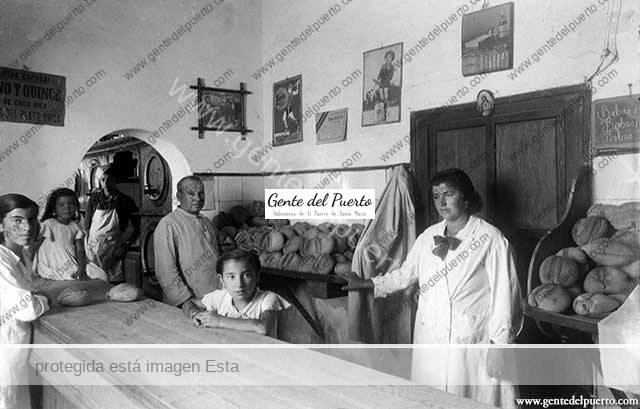 3.986. Salvador Rodríguez Míguez. Panadería La Gloria