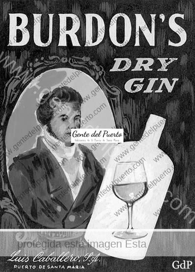 4.014. Vuelve la ginebra portuense Burdon
