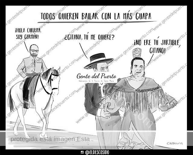 3.995. La Feria: entre la Corrida, la Caseta de Conil y el Pacto del Catavino