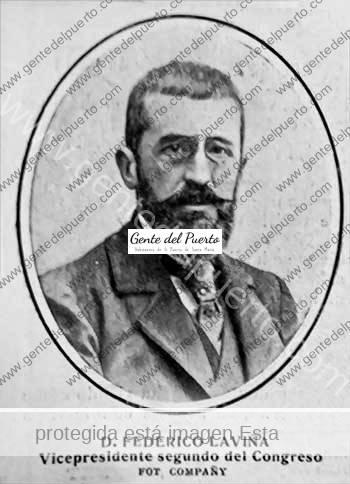 4.017. Federico Laviña y Laviña. Diputado por El Puerto e Hijo Adoptivo. (I) Llamamiento a los nuevos concejales