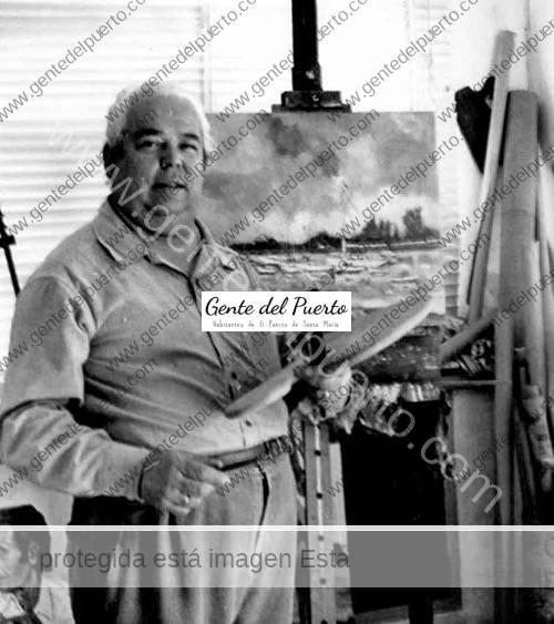 4.002. José Tejada Prieto. Primer artesano del Toro de Osborne