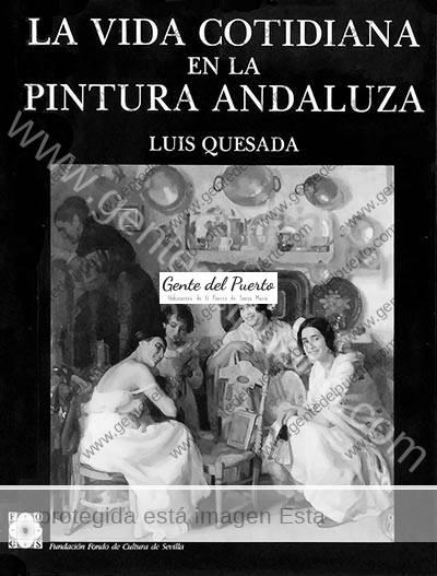 4.010. El Puerto, en el volumen: 'La vida cotidiana en la pintura andaluza'