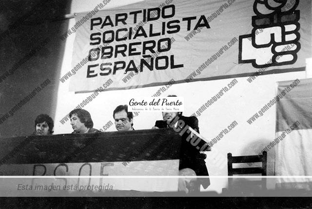 4.009. Primeras Elecciones Generales. El 15 de junio de 1977 en El Puerto