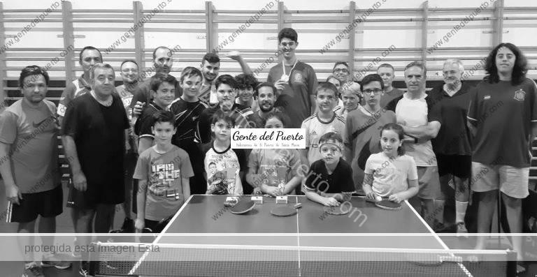 4.051. El Club de Tenis de Mesa Portuense, un club del siglo XXI