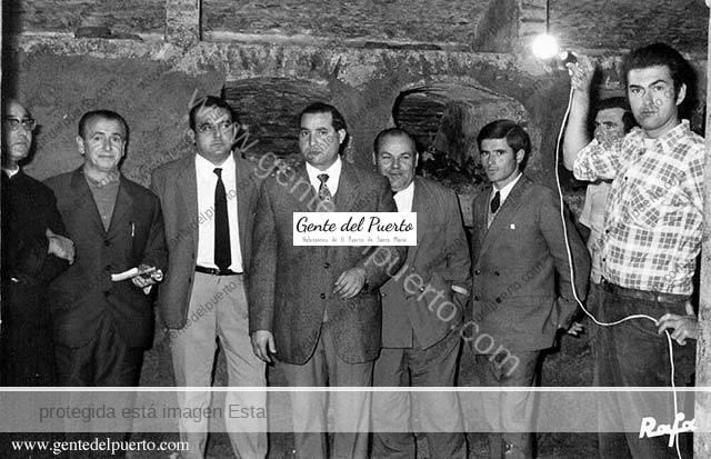 4.058. En la cripta de la Prioral. 1971