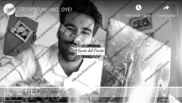 4.069. Fernando Santes. Comunicador audiovisual que promueve el talento portuense