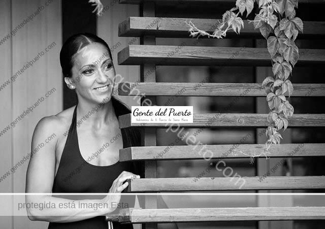 4.067. María Jesús García Oviedo. Bailaora y 'Répétiteur' en la Compañía de Ballet de Sara Baras
