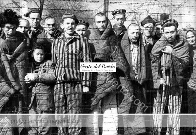 4.066. José Benito Genil. Los tentáculos de Mauthausen