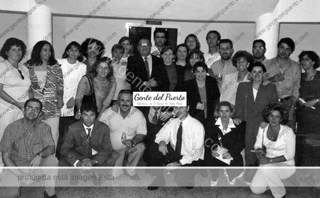 4.096. Antiguos alumnos del colegio público 'José Luis Poullet'