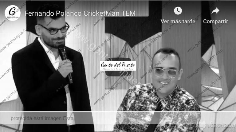 4.105. Fernando Polanco. Guionista en 'TEM, Todo es Mentira', en la Cuatro
