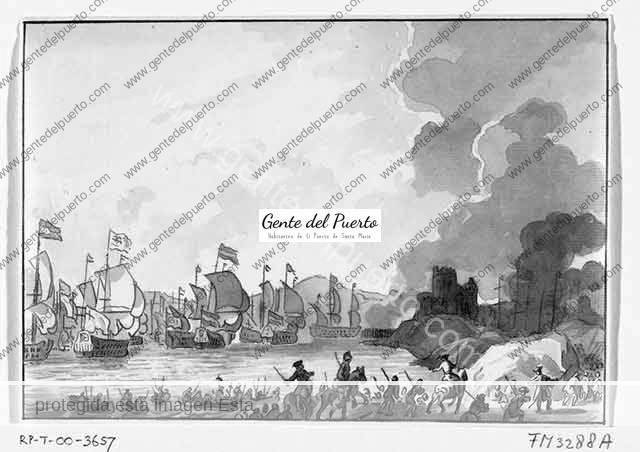4.113. El Puerto, la virgen de la Merced y la invasión angloholandesa en 1702