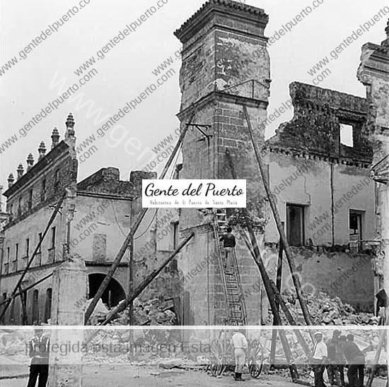 4.106. Lorenzo Ferrari Porro. El palacio del 'Derrumbe Hermoso'