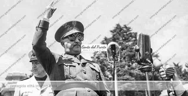 4.109. Francisco Franco Bahamonde, oriundo de El Puerto de Santa María