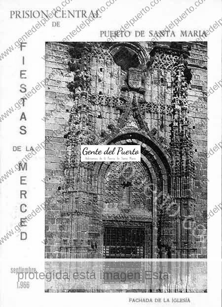 4.108. Fiestas de la Merced en la Prisión Central. 1966