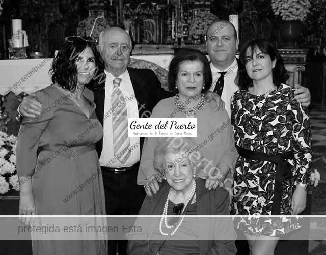 4.144. Ángela Pedregal y Manuel Jesús Merchante. Bodas de Oro Matrimoniales