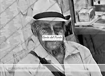 4.115.  Jesús Heredia. Cantaor enamorado del El Puerto y de sus gentes