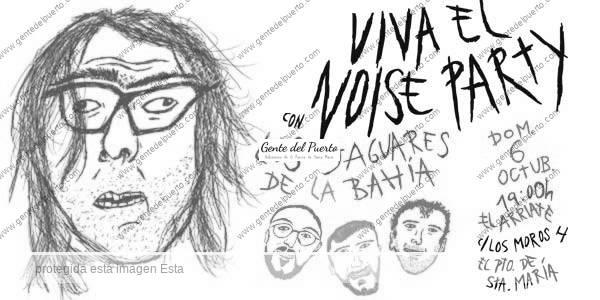 4.119. El documental «Paco Loco: viva el noise» celebra mañana el fin de rodaje con 'Los Jaguares de la Bahía'