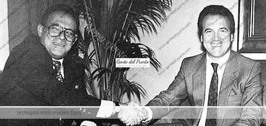4.159 El pacto de Hernán y Pacheco. Acuerdo histórico entre El Puerto y Jerez