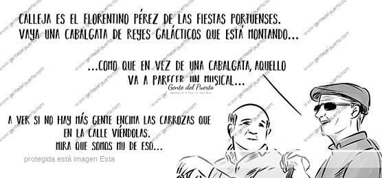 4.172. La viñeta de @eldescosido. Calleja y sus estrellas