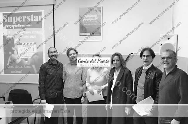 4.168. El IES José Luis Tejada y los proyectos europeos