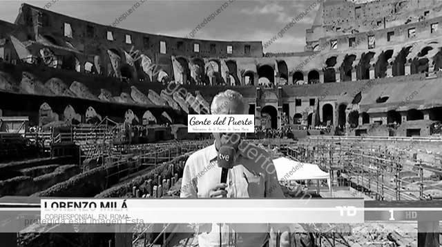 4.156. Piezas arqueológicas de El Puerto, en el Coliseo de Roma. Expo 'Carthago el mito inmortal'