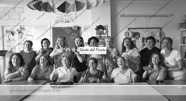 4.171. La resistencia de 'Los Geranios'. Las mujeres de la asociación