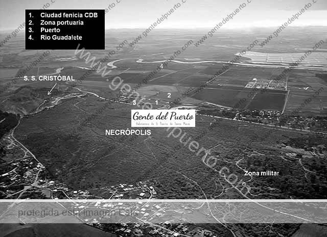 4.169. El comienzo de las excavaciones en la Necrópolis del Castillo de Doña Blanca. Progresos y dificultades