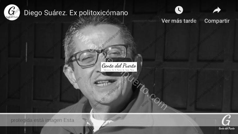 4.198. Diego Suárez Puente. Ex politoxicómano