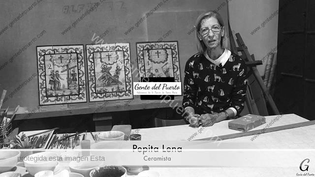 4.179. Pepita Lena de Terry. Diploma Patrimonio Histórico Artístico 2019