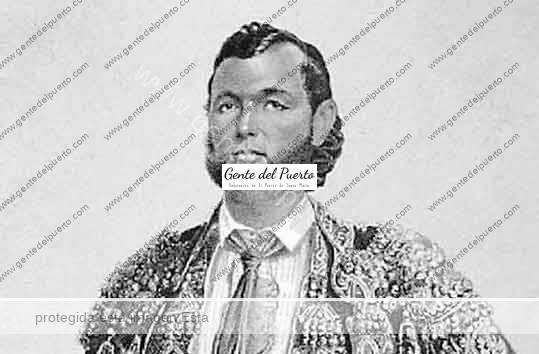 4.210. Manuel Domínguez Campos 'Desperdicios'. Matador de Toros
