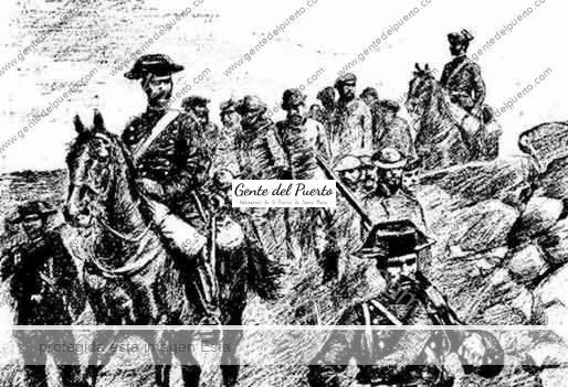 4.218. Los presidiarios del camino de Sanlúcar y la cantiña de Las Mirris