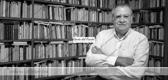 4.237. Jaime Siles Ruiz. Estudioso de Alberti, filólogo, poeta y crítico literario