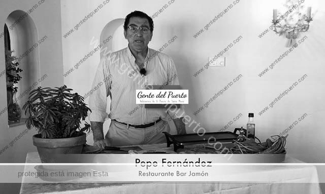 4.247. Pepe Fernández. Los 30 años del Pan de la Casa