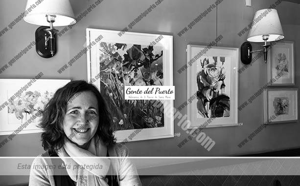 4.242. Lola Caballero. Exposición en solitario en Moka (Vistahermosa)