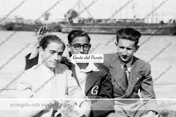4.264. Rafael Tardío y José Luis Tejada. La amistad entre el pintor y el poeta