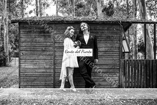 4.291. Pablo Bernardo y Lucy Lilley. Una boda en el confinamiento